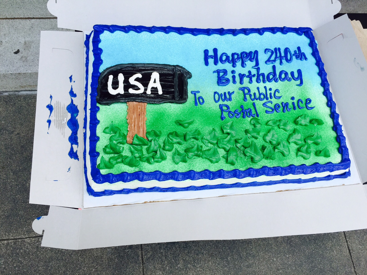 Locals Celebrate Postal Heritage Day | American Postal Workers Union