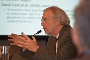 Dr Robert Pollin