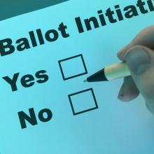Ballot initiatives