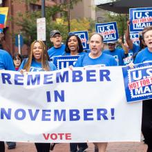 Marching - remember in November
