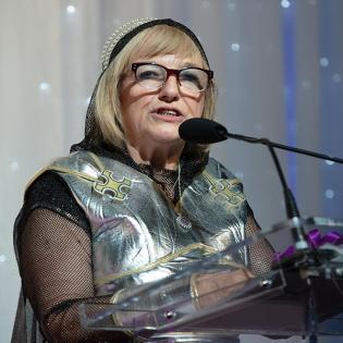 Executive Vice President Debby Szeredy