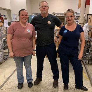 Missouri Postal workers union