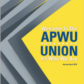 Welcome to the APWU Union Book